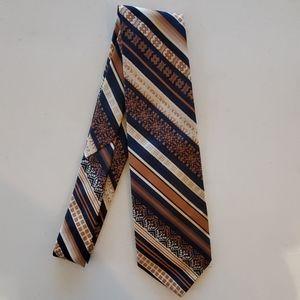 Vintage Crestfield Men's Tie